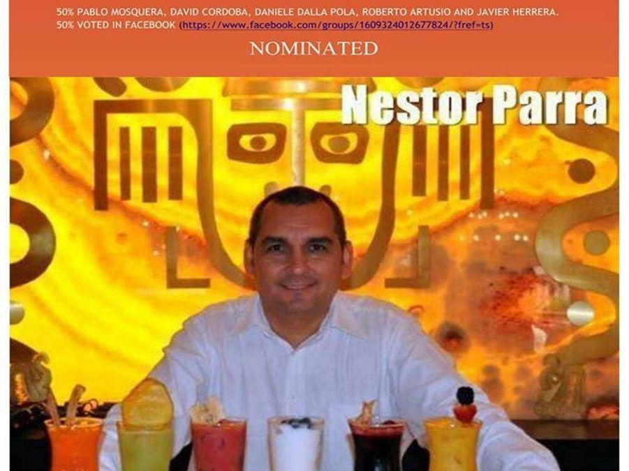 Venezuela en el Best Bartender IRC 2016