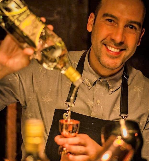 Richard Albano nominado al VIII Best Bartender IRC 2018 – Madrid