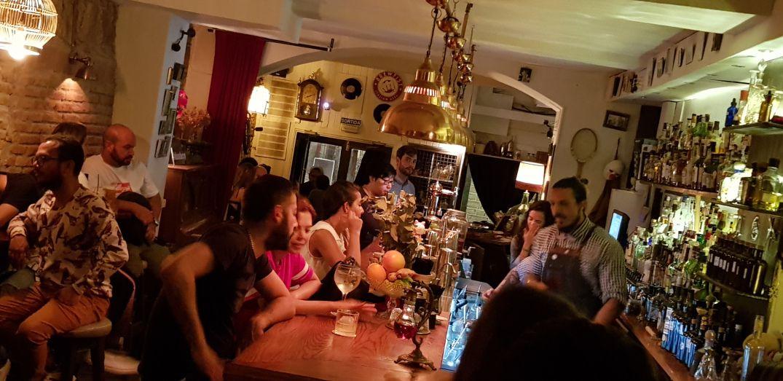 Barcelona 4 Coctelerías, 4 experiencias distintas