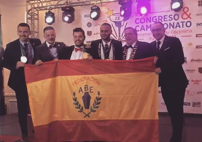 España arrasa en el Panamericano de Coctelería Panamá 2019