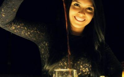 Irene Díaz La magia detrás de la barra