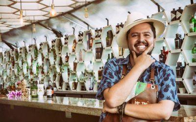 Coctelería Tiki Colombiana con Ivan Muñoz